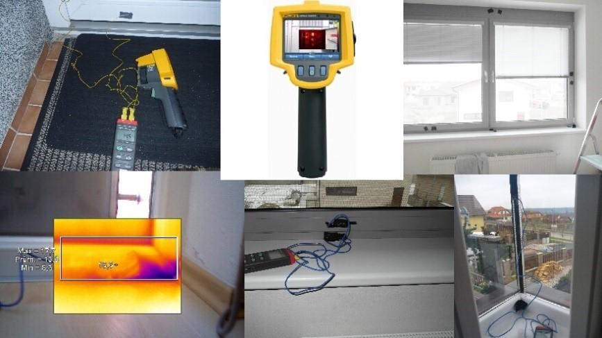Tepelnoizolačné vlastnosti styku okennej konštrukcie a obvodového plášťa budovy