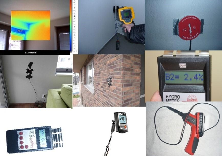 Tepelnoizolačné vlastnosti priľahlých stavebných konštrukcií